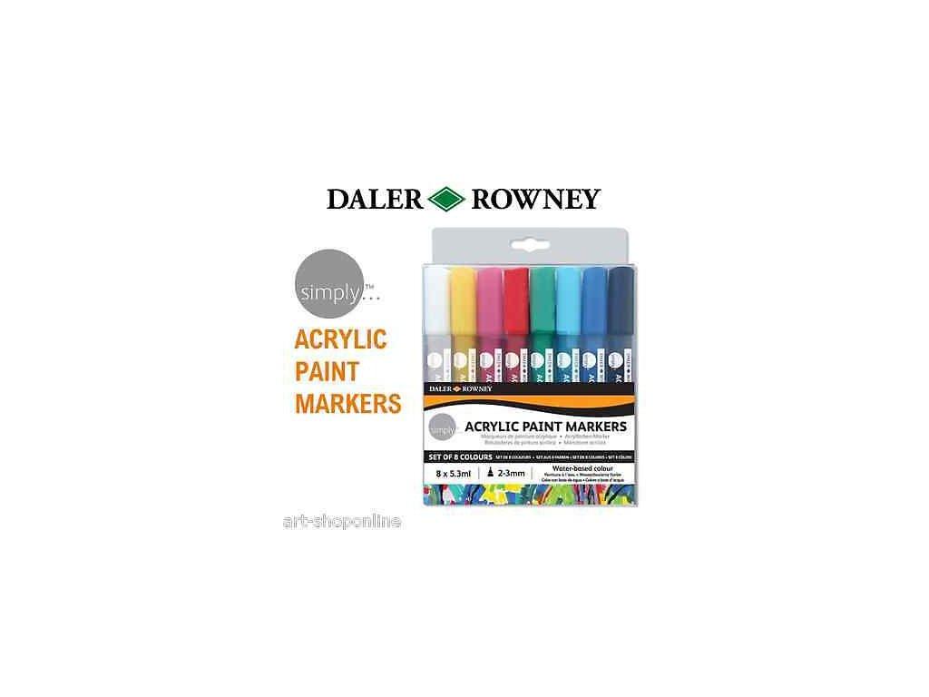 Daler Rowney akryl
