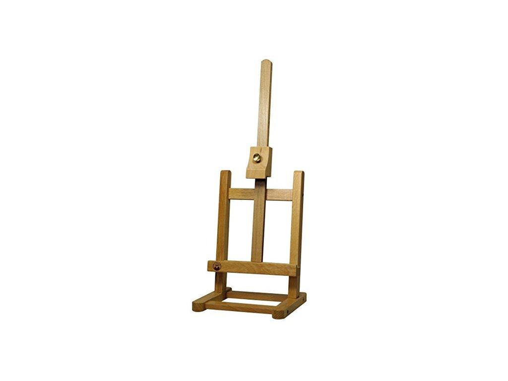 Mini stojan malířský Lukas - dřevěný stolní