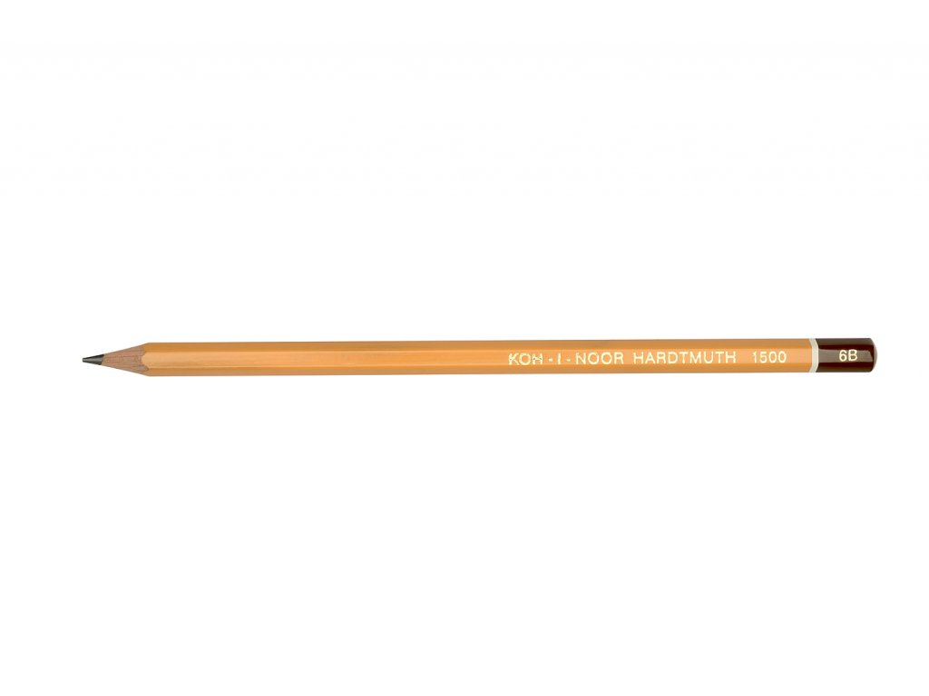 Grafitová tužka Koh-i-noor - 6B