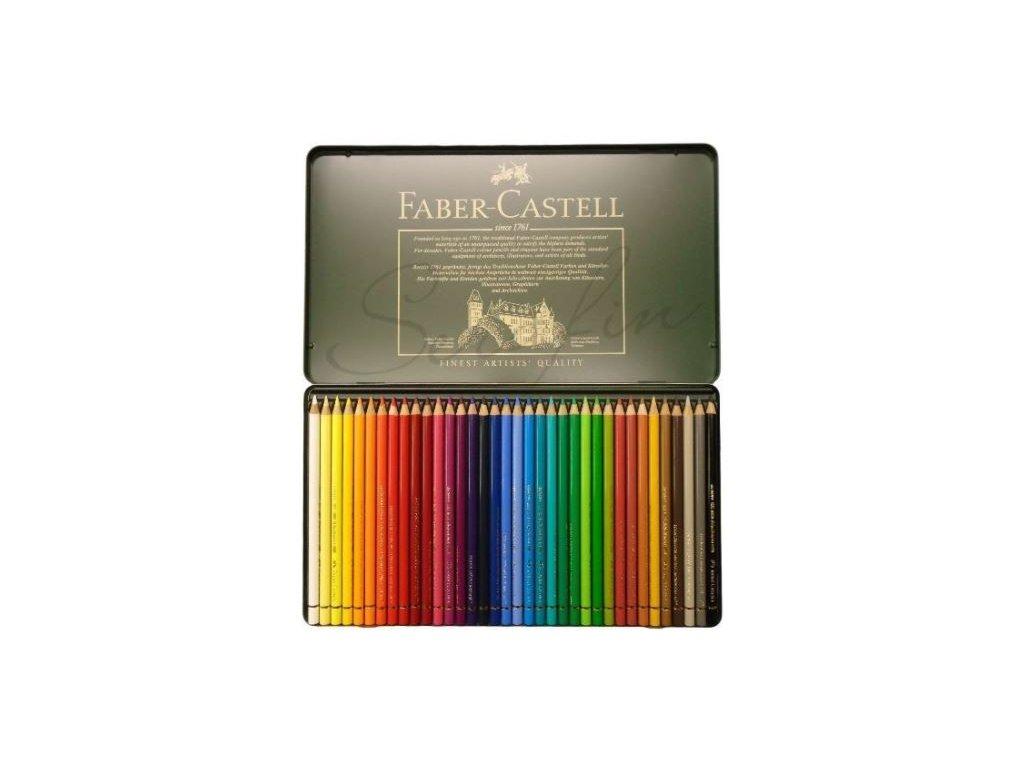 Sada uměleckých pastelek Faber-Castell Polychromos 36 ks