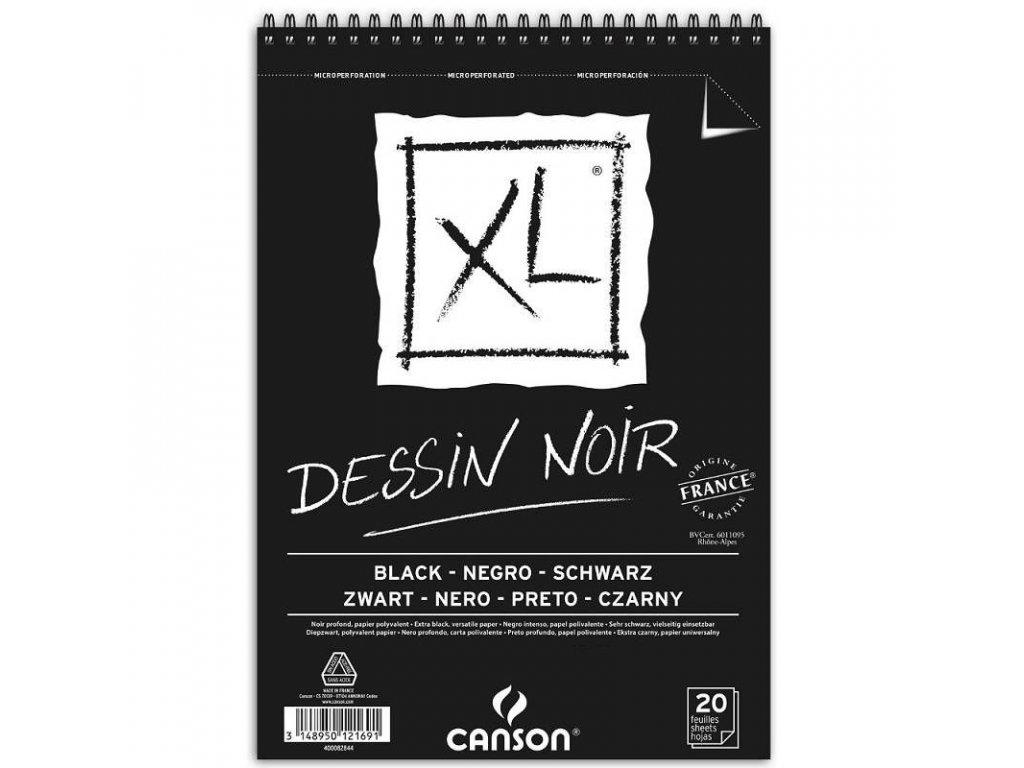 černý A5