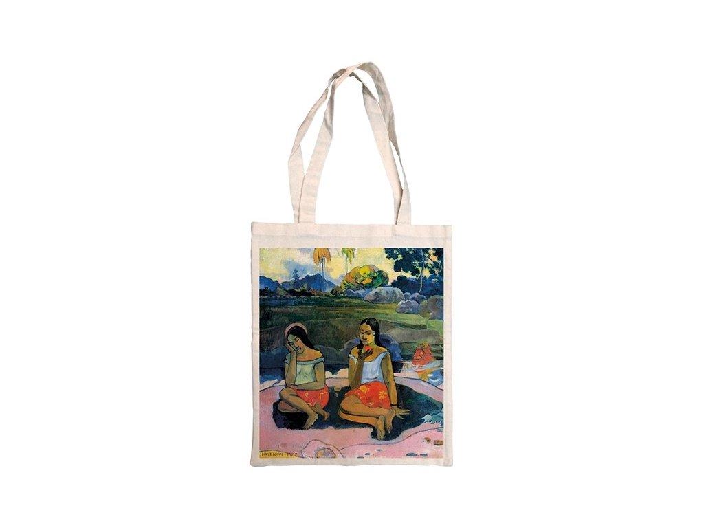 Bavlněná taška - Gauguin