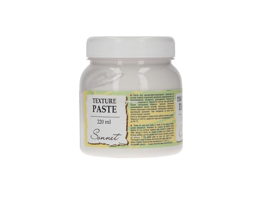 Hladká reliéfní pasta St. Petersburg - 500 ml