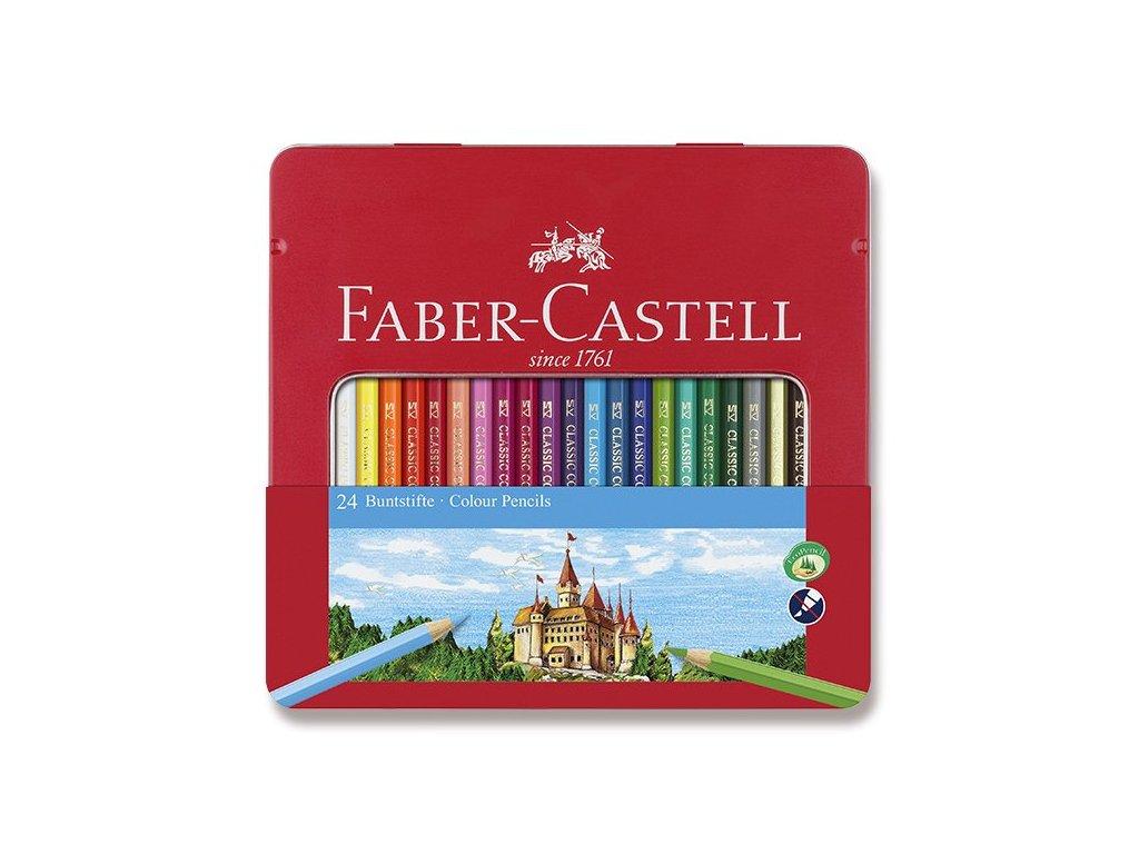 Faber Castell paselky 24 barev