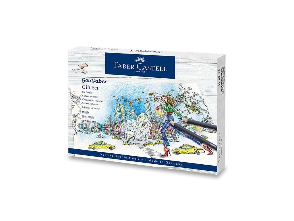 Pastelky dárková sada Faber Castell