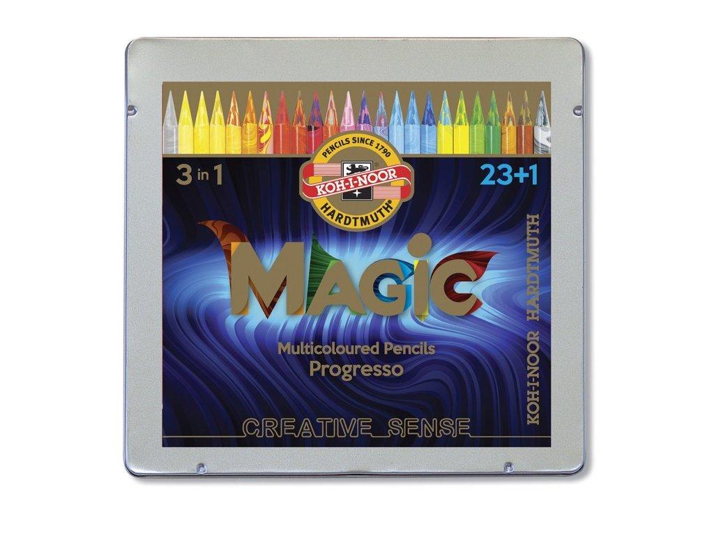 Magic pastelky Progresso 24 ks