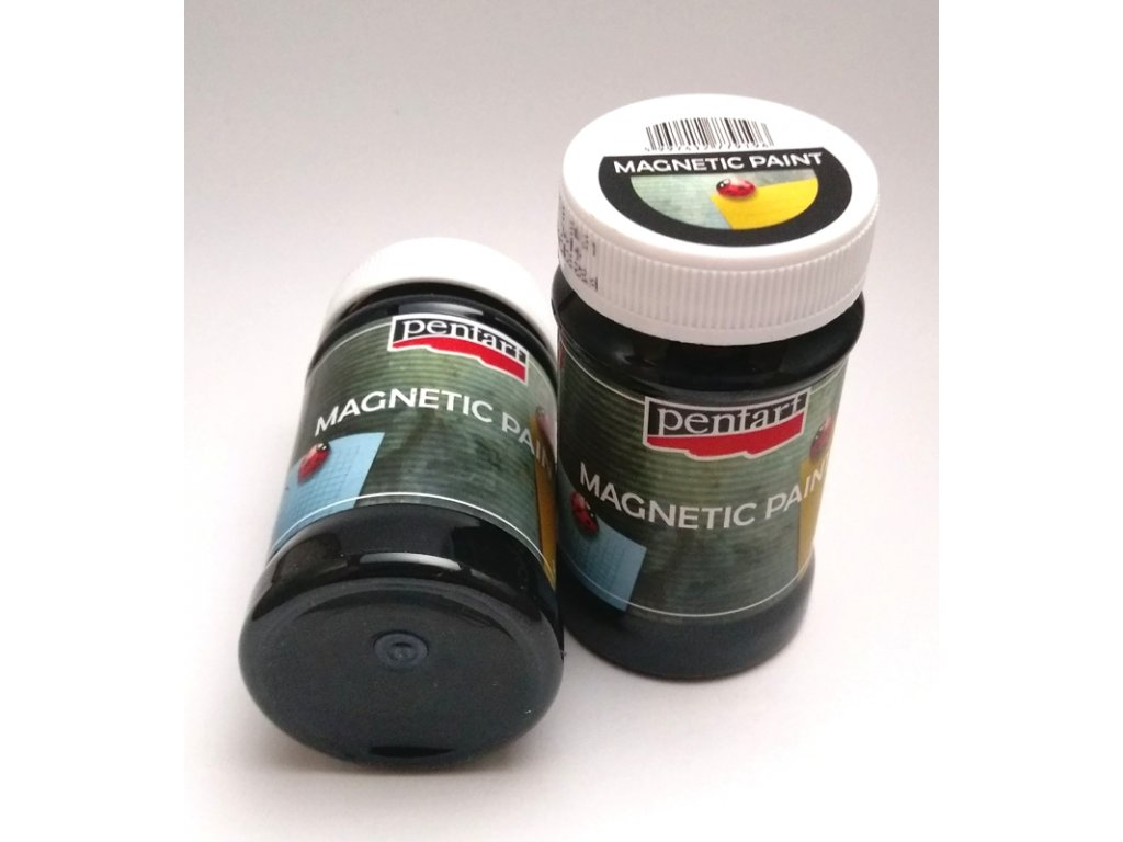 Magnetická barva 100 ml