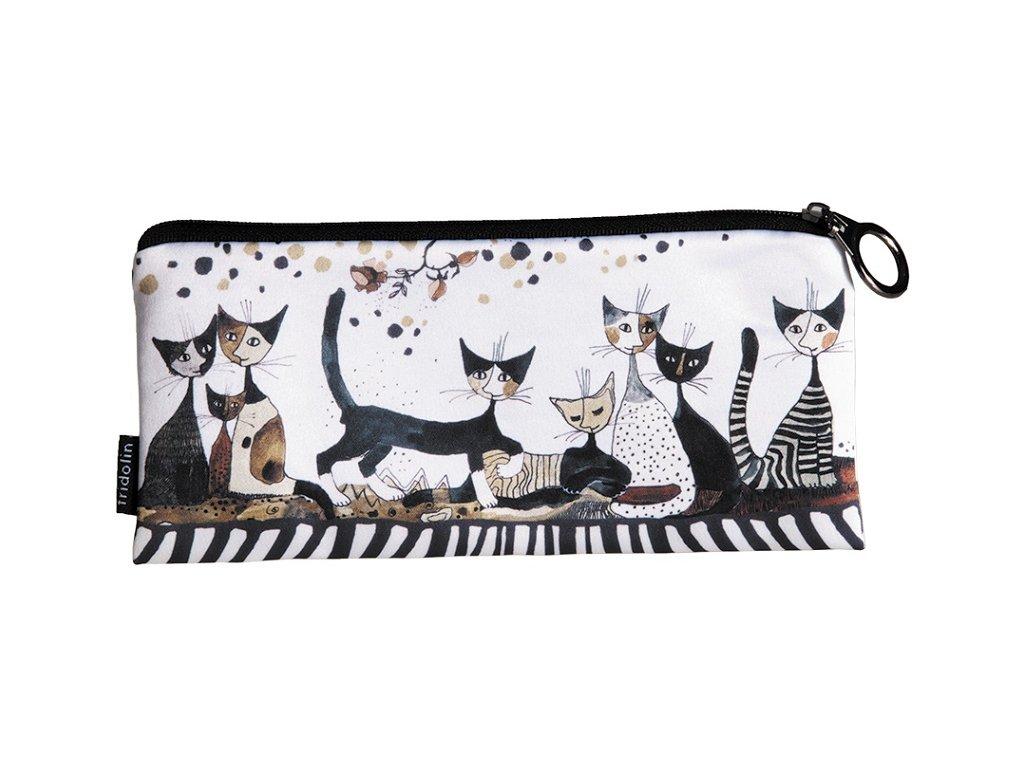 Kočky v šedém -  Rosina Wachtmeister