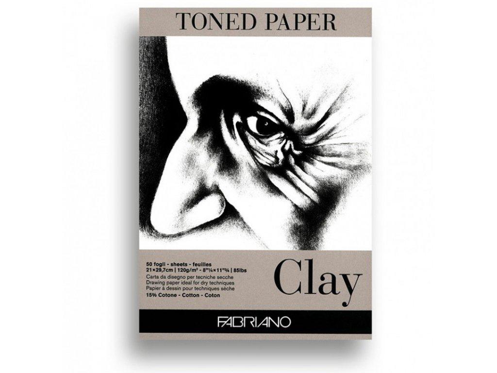 tonovaný papír