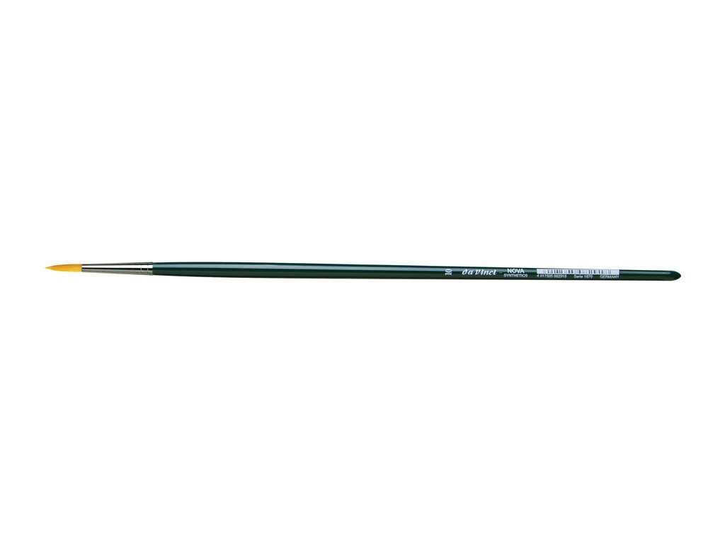 Štětec NOVA oilpainting brush - kulatý č.8