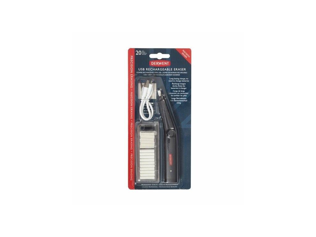 Elektrická guma dobíjecí USB zn. DerwentUSB zn. Derwent