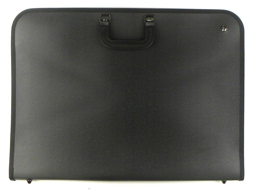 Portfolio plast 40x55cm - pouzdro pro plátna a výkresy zn. Phoenix