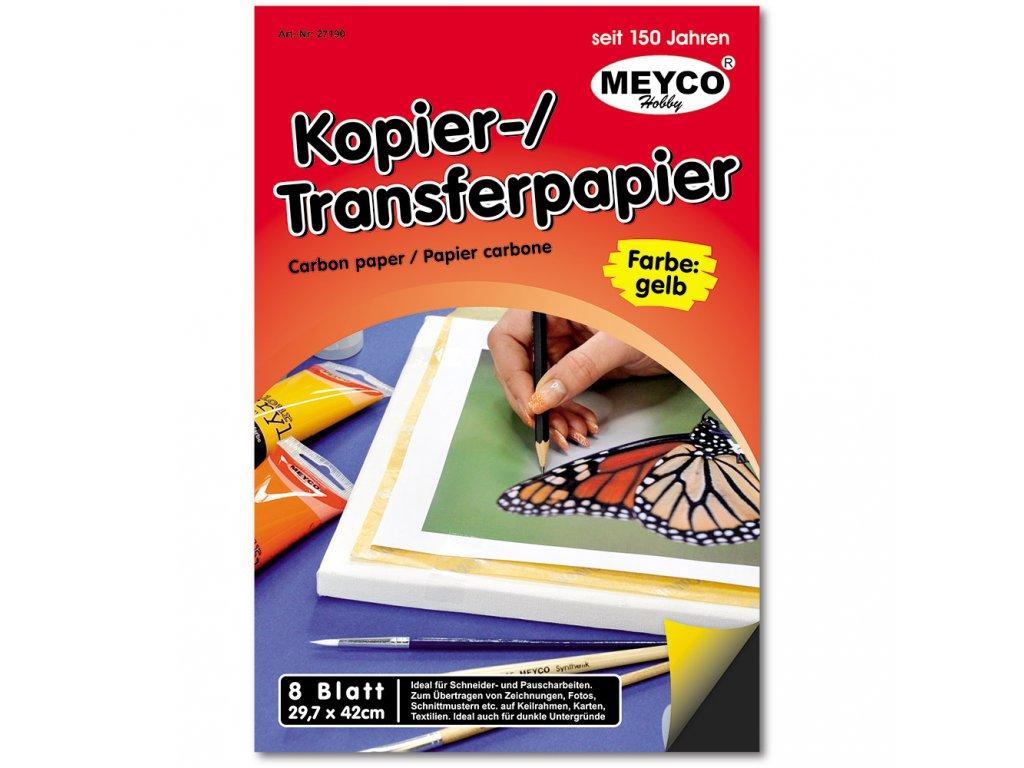 Kopírovací transférový papír Meyco