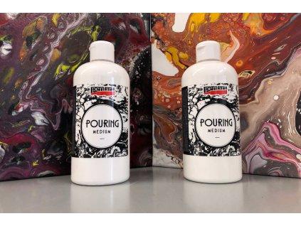 Kapalné medium 1 + 1 / 500 ml- Pouring medium