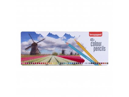 Sada pastelek Bruynzeel 45 ks Holansko