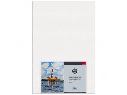 Akvarelový blok No.4 zn. Ami 300g/m² 40x60 cm