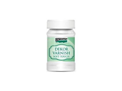 Decor varnish silky shine lak 100 ml zn Pentart