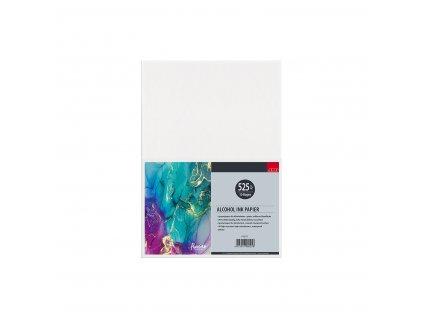 Alkoholový inkoustový papír, A5 525 g/m² zn. AMI