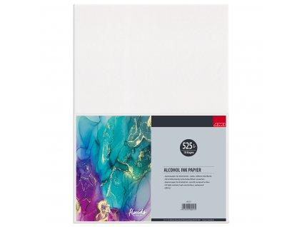 Alkoholový inkoustový papír, A3 525 g/m² zn. AMI