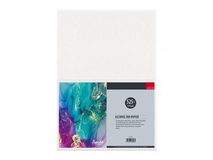 Alkoholový inkoustový papír, A4 525 g/m² zn. AMI