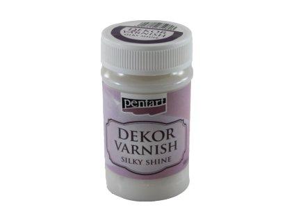 Decor silky shine lak 100 ml zn Pentart