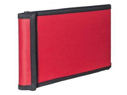 Penál zn. Ami 22,5x17,5 cm červený