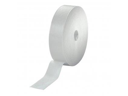 Lepící zakrývací páska papírová - bílá -  40 mm x 100 m