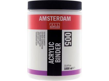 Acrylic Binder - pojivo zvyšující odolnost zn. Amsterdam 1000 ml