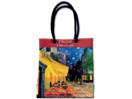 Taška s širokým dnem - van Gogh - Kavárna