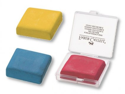 Pryž tvárlivá v krabičce Faber Castell