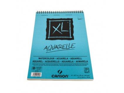 Blok XL AQUARELLE Canson 300g/m² - A3