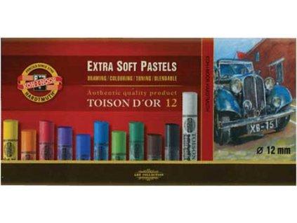 Pastel extra soft Toison D'or KOH-I-NOOR - 12 ks