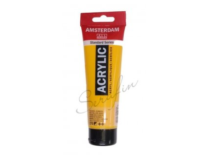 AMSTERDAM Akrylová barva 120 ml - azo yellow deep 270