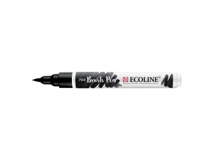 ecoline brush cerny