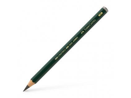 Grafitová tužka JUMBO (silná) Faber-Castell - 4B