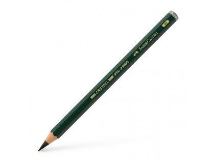 Grafitová tužka JUMBO (silná) Faber-Castell - 8B