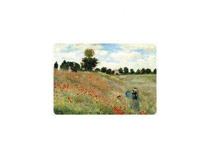 """Prostírání """"Monet - Vlčí máky"""""""