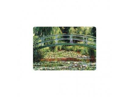 """Prostírání """"Monet - Japonský most"""""""