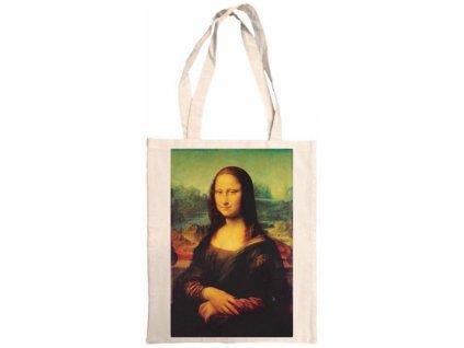 Bavlněná taška - Mona Lisa