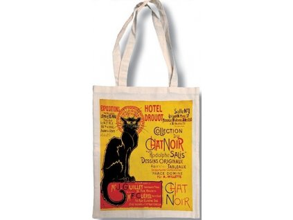 Bavlněná taška - Chat Noir
