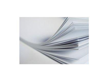 Papír 220g/m² A1 - bílý (12 ks )
