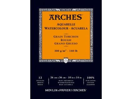 arches oranžový