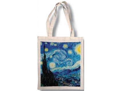 Bavlněná taška - Van Gogh - Hvězdná obloha