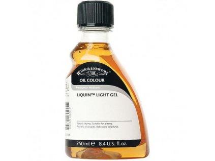 Liquin light gel - Rychleschnoucí lesklé médium 500 ml