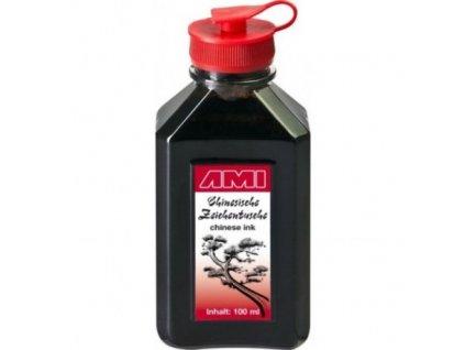Čínská tuš černá 250 ml