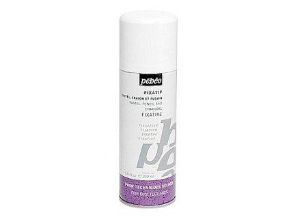 Fixativ pro pastely a uhly 200 ml