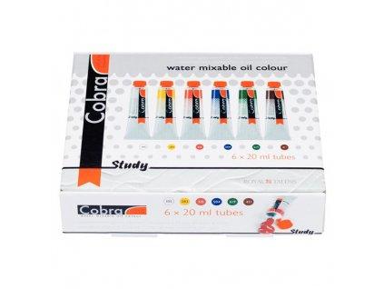 vodou ředitelné barvy
