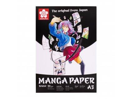 manga blok
