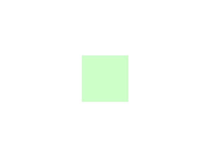 Papír 160 g/m² - A4 světle zelený (10listů)