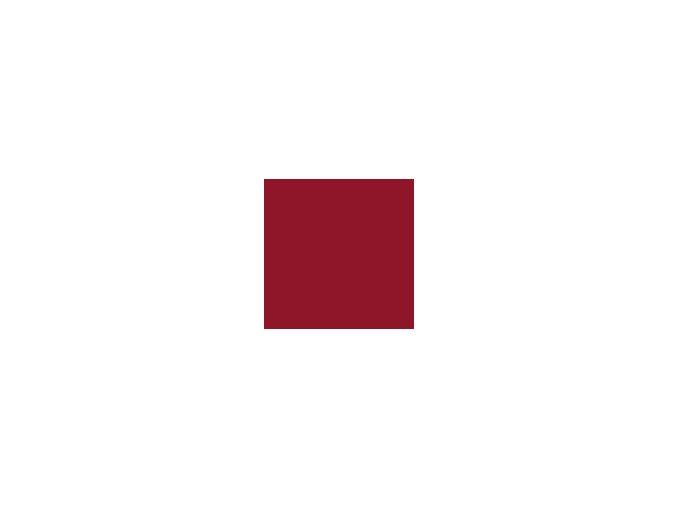 Papír 160 g/m² - A3 - tmavě červený (10listů)